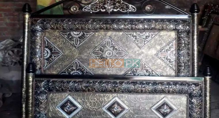 Best Design New iron bed only Rs 15,000 Factory rates.Premium Quality