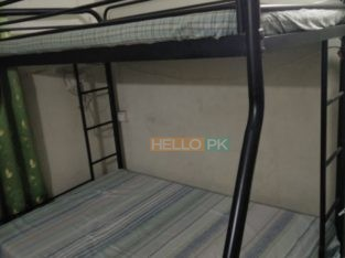 Good quality Bunk bed for Kids with Mattress.Karachi