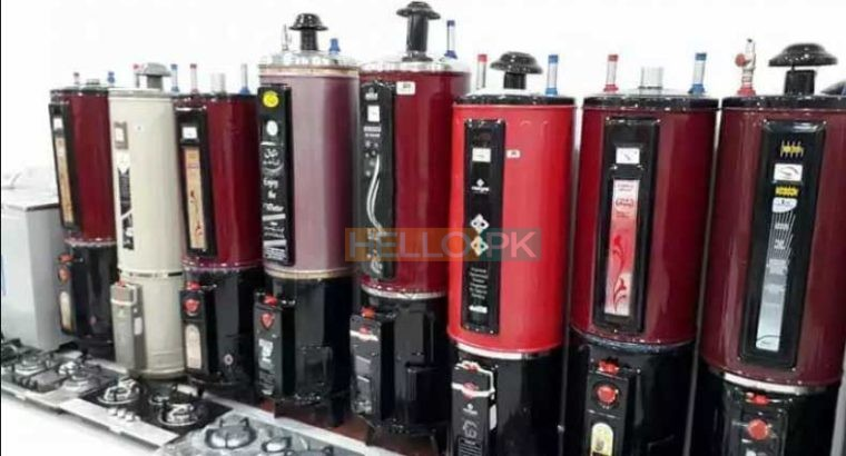 Gas & Electric Geyser At Direct Factory Price.FREE HOME DELIVERY Payment On Delivery