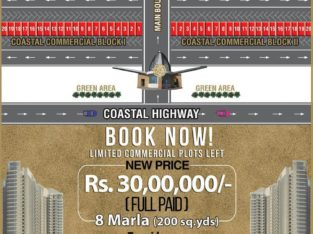 Gwadar Golf City All Deals.Mid Rise Commercials.Coastal Commercial. Pak China Enclave.