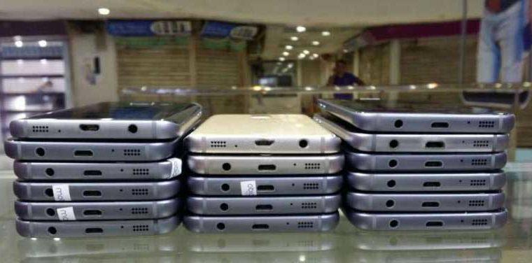 Samsung S7 Original NO SPOT NO SHADE American Stock Rs 19,999
