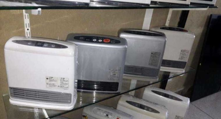 Rinnai Heater Scratch less Original Condition with six Month Warranty Stay warm with the trusty brand