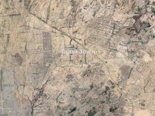 Taiser Town ke tamam sector phase 1,2 ke achi offer fori payment ke leye rabta krain