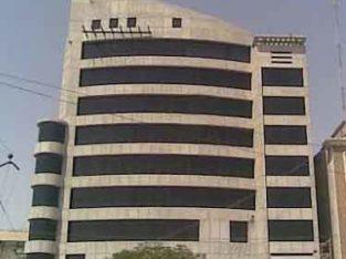 "Office For Sale In ""JOFA TOWER"" Main Gulshan e Iqbal"
