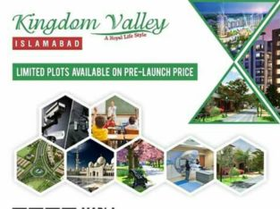 KINGDOM VALLEY A Royal Lifestyle BEAUTIFUL HOUSING PROJECT LOCATED ON CPEC ROUTE