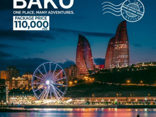 One Place Many Adventures 4 NIGHTS 5 DAYS BAKU GROUP TOUR