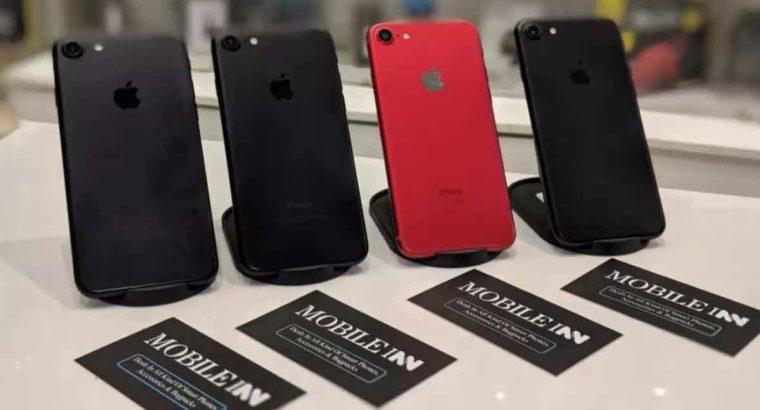 Apple Iphone 7 128GB 10/10 Fresh A+ Grade Stock Unlock Brand New