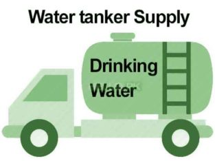 Sweet Water Tanker Supplier in Karachi