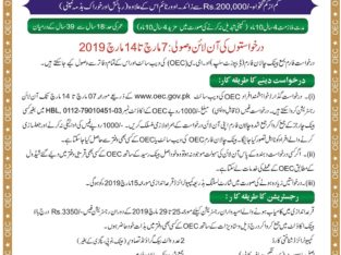 Jobs | South Korea | Overseas Employment Corp Pakistan Apply Now