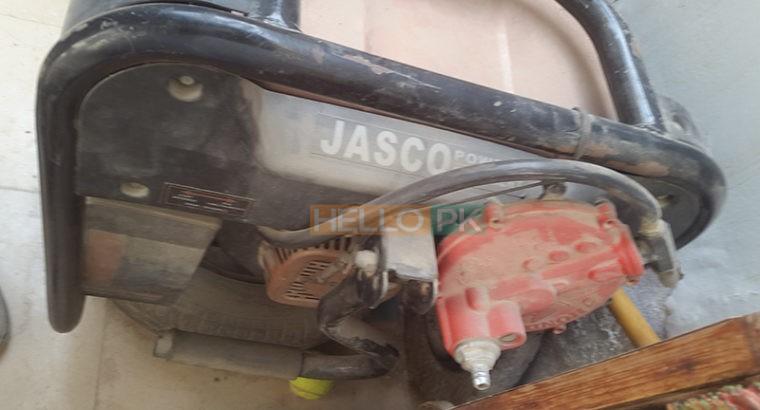 jasco generator for sale 2.5 KV