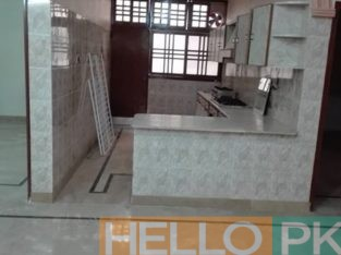 Gulistan e johar bungalow portion available for rent , block 12