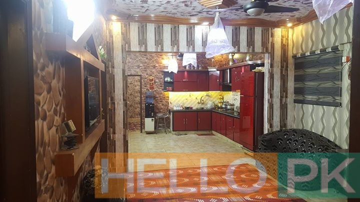 Flat for sell North Nazimabad Block-B