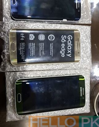Note 5 and s6 edge