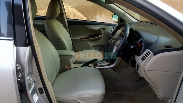 Toyota corolla altis 2011 just likr new Rs1,520,000