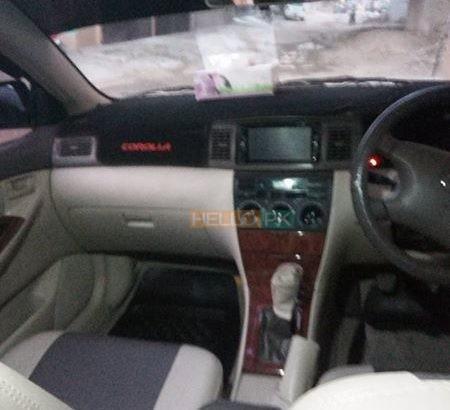 Toyota altis Rs960,000