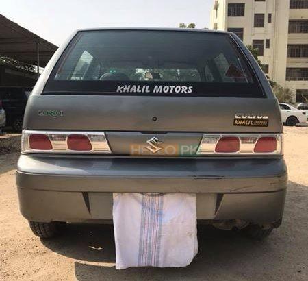 Suzuki Cultus Rs1,000,000 Karachi