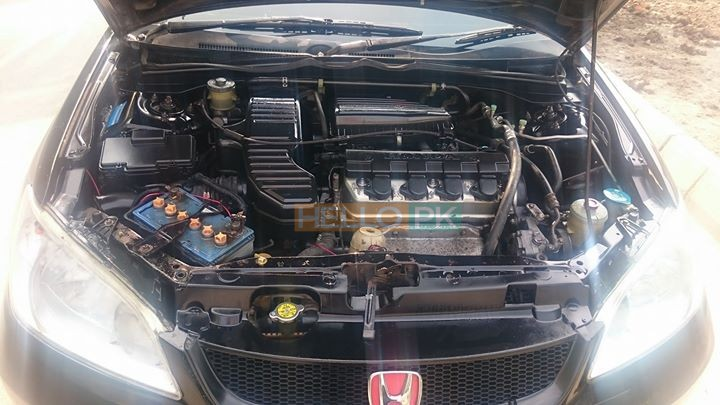 Honda civic prosmatic exi Rs860,000