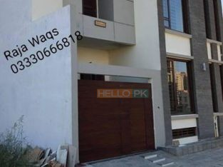 Dha Karachi Phase VIII Bangalow For Sale