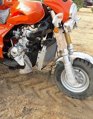 Classic motor cycle Loader