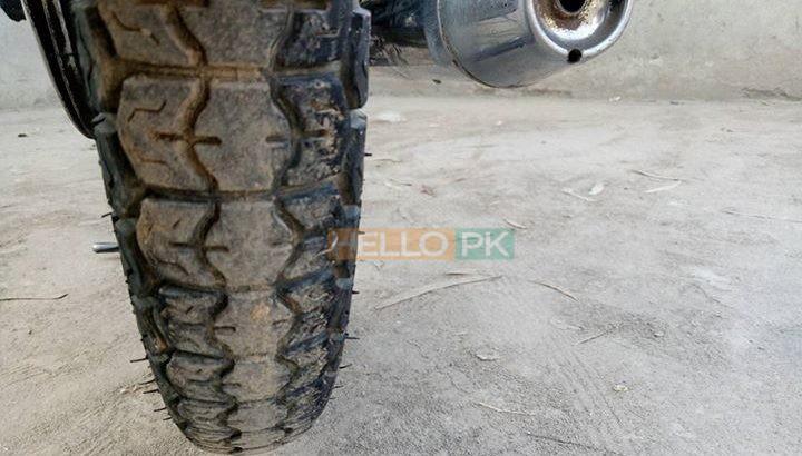 PAK Hero 70cc Rawalpindi REG. Awesome condition Rs27,000