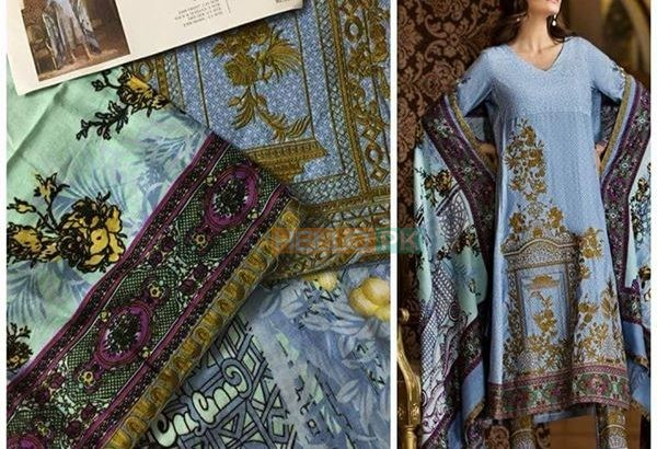 Hit Codes available Rs2,600 Karachi, Pakistan Original Royal Embroidered Shawl Collection 2017