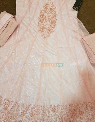 Ready to Wear Beautiful Pink Frock Rs6,500 Lahore, Pakistan