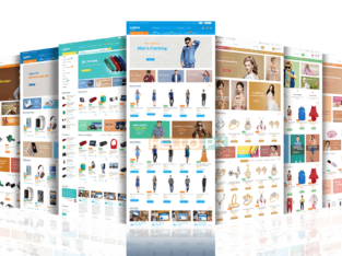 Full Featured Responsive Online Shop (Complete Package)