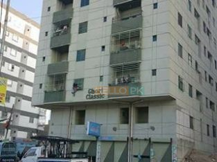 Ghori Classic Apartment North Karachi Sector 11-A