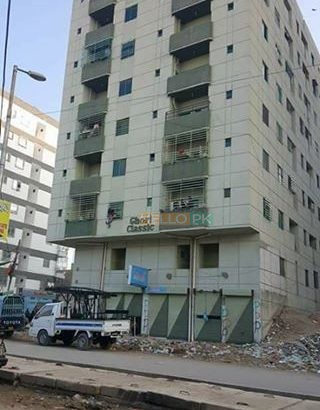 Ghori Classic Apartment North Karachi Sector 11-A