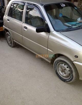 Coure/Daihatsu Karachi