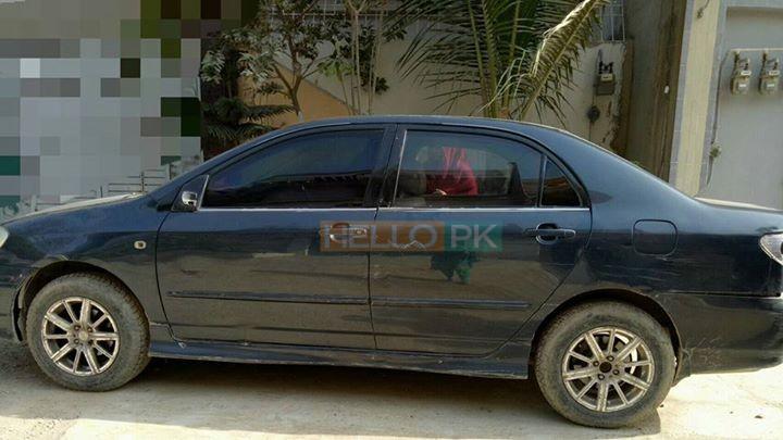 Corolla se. Sellon automatic… Karachi