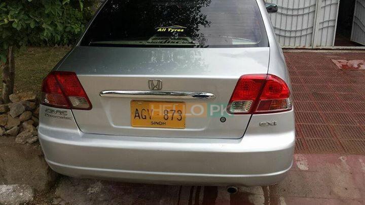 Honda Civic 2004,Karachi