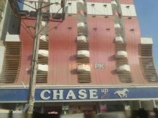 Flat for sale in main KDA Chowrangi