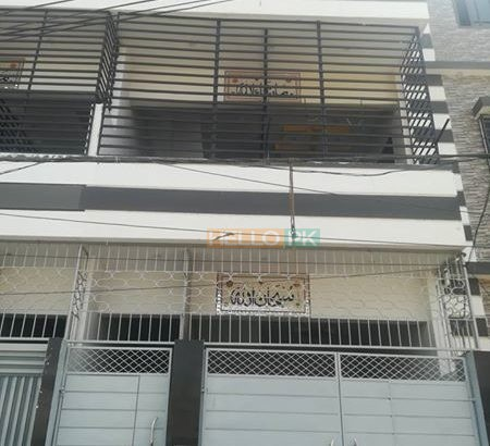 Brand new portion (2nd floor)(Gulistan e johar block 3-A)