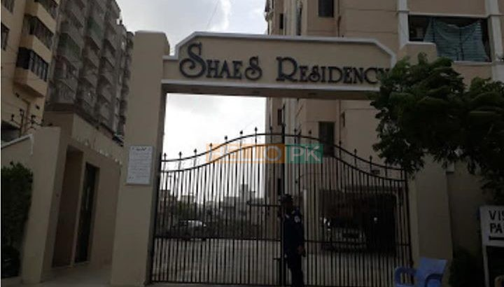 3 Bed DD Apartment for Sale in Shaes Residency Block 3A Gulistan e Jauhar Rs14,000,000