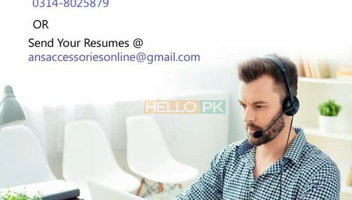Sallary 8k to 10k interested Candidates contact (Part time)