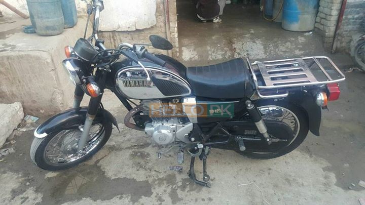 Heavy bike Karachi