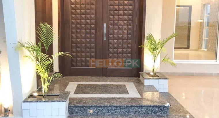 1 Kanal Brand New, Superb Bungalow Phase 6 DHA Lahore