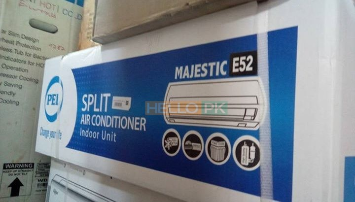 split Ac on installment (0 markup )