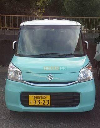 Suzuki Spacia , Karachi