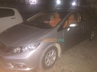 Honda Civic ug 2016 low mileage , Hyderabad