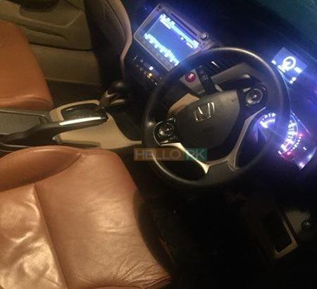 Honda Civic ug 2016 low mileage , Hyderabad