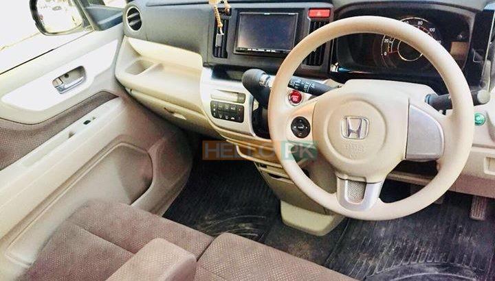 Honda N Wagon 2014/2017 FULL HOUSE