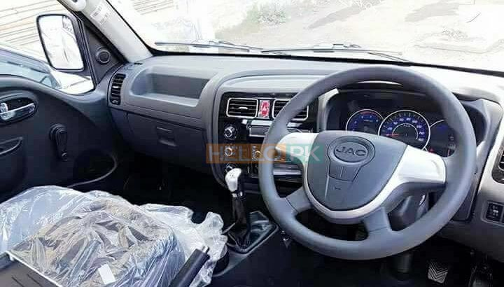 GHANDHARA NISSAN JAC Replacement of Shahzore