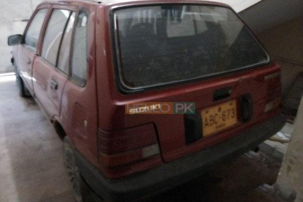 Suzuki Khyber 1997