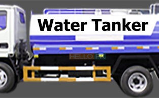 sweet water tanker supply