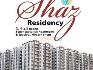 SHAZ RESIDENCY 3,4 & 5 Room App