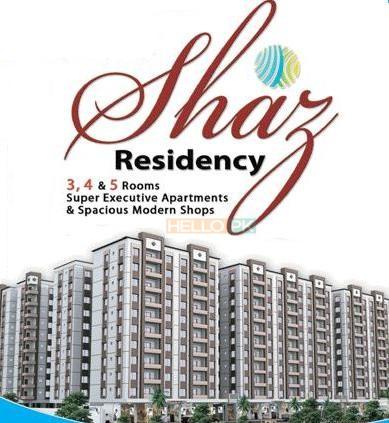SHAZ RESIDENCY 3,4 & 5 Room App | Free Classified in Pakistan