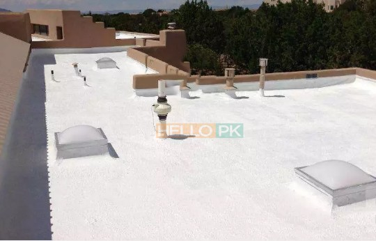 Roof heat & Water proofing solutions