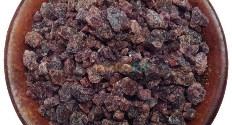 Kala namak, black salt , dustiyab hay supreme quality